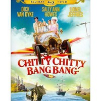 Chitty Chitty Bang Bang  (2 Discs) (Blu-ray/DVD) (Widescreen)