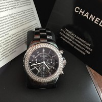 Chanel J12 Ceramic Automatic Chronograph