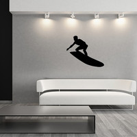 Surfer Style C Vinyl Wall Decal 22429