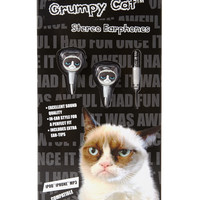 Grumpy Cat Headphones