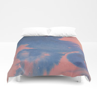 Don't give Yourself away Duvet Cover by DuckyB