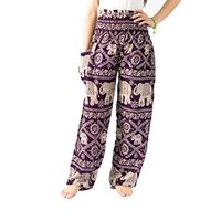 Women Trouser Pants Gypsy Women Harem Pants Genie Pants Maxi Pants Bangkok Pants