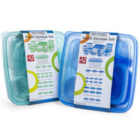 food storage set 42-piece | Five Below
