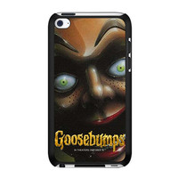 Goosebumps iPod Touch 4th case