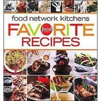 Food Network Kitchens Favorite Recipes (Paperback)