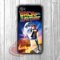 Back to The Future Vintage Poster - Fzi for iPhone 4/4S/5/5S/5C/6/ 6+,samsung S3/S4/S5,samsung note 3/4