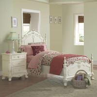 Cinderella Collection Twin Bed