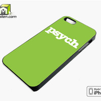 Psych iPhone 5s Case Cover by Avallen
