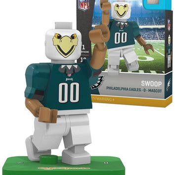 Philadelphia Eagles Mascot Limited Edition OYO Minifigure