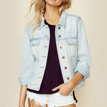 Sea Salt Rock N Roller Jacket