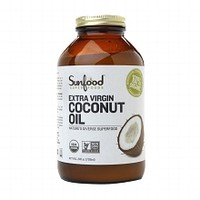 Sunfood Superfoods Extra Virgin Coconut Oil | Walgreens