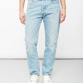 Levi's 501 Huxley Customized and Tapered Jeans Blue