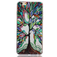 Tree Ultrathin Transparent Lace iPhone 5se 5s 6 6s Case Originality Cover Gift