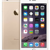 NEW SEALED UNLOCKED IPHONE 6 PLUS GOLD 128GB