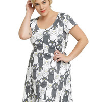Sailor Moon Luna & Artemis Dress Plus Size
