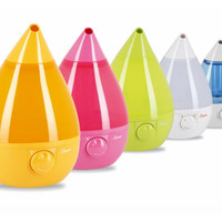 Crane Fashionable Drop, Ultrasonic Humidifier Orange | Walgreens
