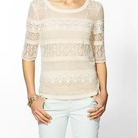 Matty M Anya Lace Blouse | Piperlime