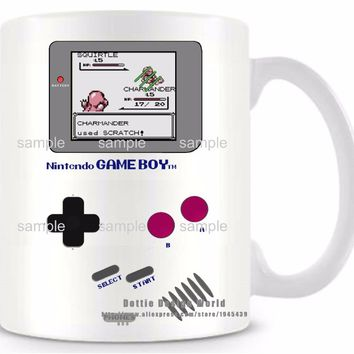 Pokemon Gameboy Mug