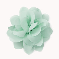Georgette Flower Hair Clip | FOREVER 21 - 1000050629