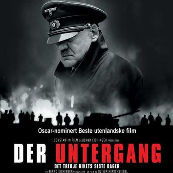 Downfall (Danish) 11x17 Movie Poster (2004)