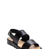 Feeling Jelly Double Strap Sandals