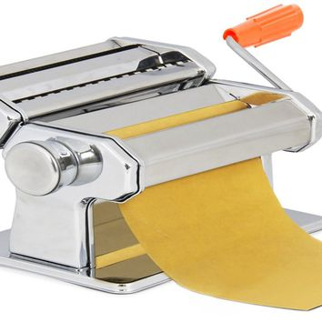 Home Kitchen Removable Pasta Make Roller Machine  Fresh Noodle Making