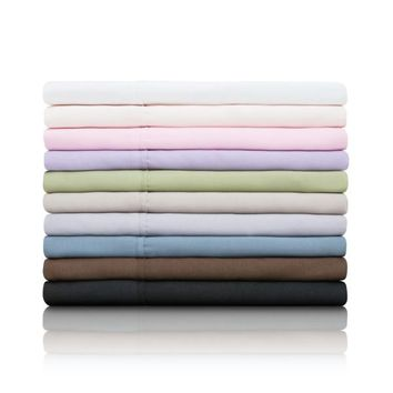 Brushed Microfiber Linens by Malouf