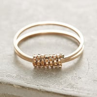 Chainlink Ellipse Ring