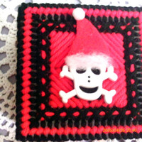 Santa Pirate's Trinket Box