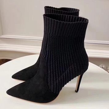 Gianvito Rossi Women Casual Heels Shoes Boots 1