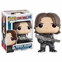 Funko Marvel Captain America 3 Civil War WINTER SOLDIER Pop! Vinyl PRE-ORDER