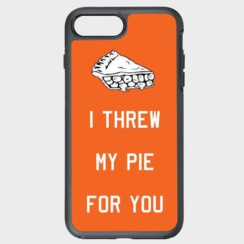 Custom iPhone Case Alex Vause Pie Quote Stl