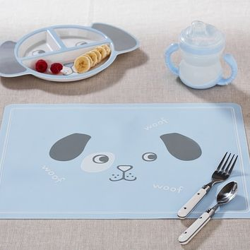 Dog Silicone Placemat