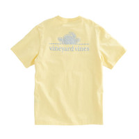 Turtle Line Pocket T-Shirt