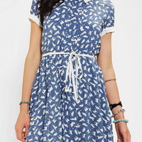 Urban Outfitters - Lady Marshmallow Laura Collared Dress