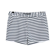 Summer With Pocket Stripes Zippers Pants Home Shorts [4918045572]