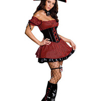 Whats Your Poison Pirate Costume | Sexy Clothes Womens Sexy Dresses Sexy Clubwear Sexy Swimwear | Flirt Catalog