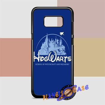 harry potter hogwart disney Samsung Galaxy S8 Case Planetscase.com