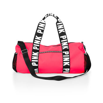 Duffle Bag - PINK - Victoria's Secret from VS PINK | Quick Saves