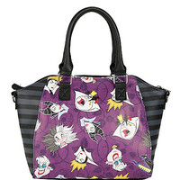 Loungefly Disney Villains Satchel Bag