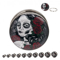 Living Dead Plugs - Plugs - Jewelry Online Store