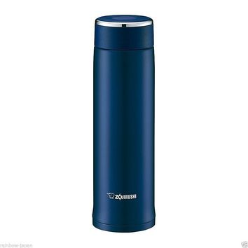 Zojirushi Stainless Steel Mug 480ml SM-LA48-AD Thermos Hot Coffee Water Bottle