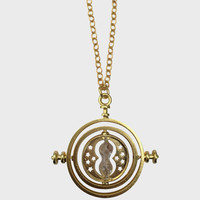 Timer turner necklace
