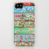 Rococo Style iPhone Case by Maximilian San