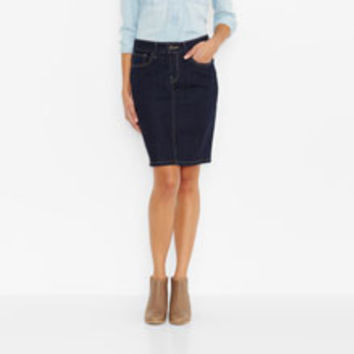 Levi's Ace Blue Skirts - Women's