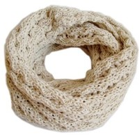 Frost Hats Winter Infinity Scarf for Women IS-1 Knitted Loop Scarf Frost Hats