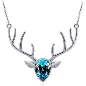 Pendant Antler Necklace - 2 For $24.95
