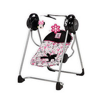 Disney Baby Sway 'N' Play Swing- Fly Away Minnie
