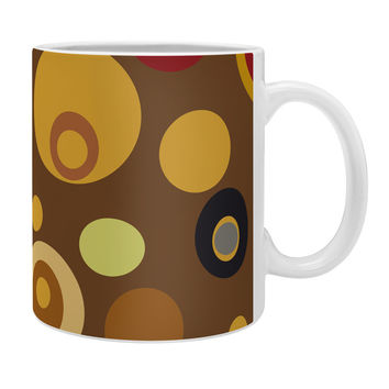 Viviana Gonzalez Vintage Colorplay 3 Coffee Mug