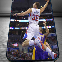 Los Angeles Clippers blake griffin for iPhone 4/4s/5/5S/5C/6, Samsung S3/S4/S5 Unique Case *95*